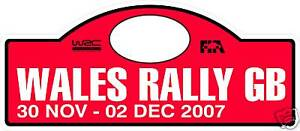 Wales Rally